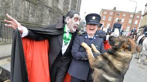 half a million line streets of dublin for st patrick u0027s day parade