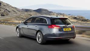 Insignia Sports Tourer Is Vauxhall U0027s New Estate Of The Nation