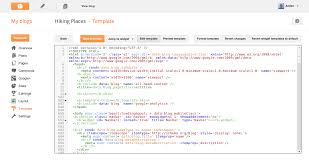 edit html template improvements to the template html editor developers