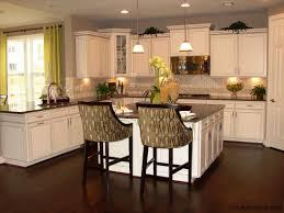 off white kitchen cabinets with black appliances kitchen decoration