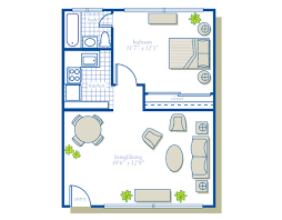 Floor Plans For A Small House 500 Sq Ft House Plans Source More Bedroom Bath Sq Ft See