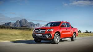 mercedes pick up 2018 mercedes benz x class first ride truck deluxe autoblog
