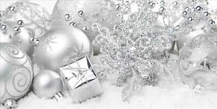 silver ornaments wallpaper cheminee website