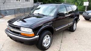 2000 chevrolet blazer photos specs news radka car s blog