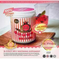 K Collagen original k colly sweet 17 no 1 whitening supplement 11street