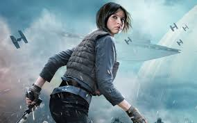 jyn erso felicity jones wallpapers rogue one jyn erso who is your favorite new rogue one character