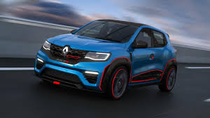 renault kwid seating renault has built a kwid racer concept car top gear