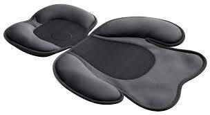 coussin de siege auto babymoov coussin réducteur pour siège auto cosyseat noir zinc