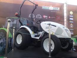 lamborghini tractor lamborghini green pro g 27 h showcased at kisan 2013