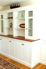 Dining Room Storage Cabinets Crockery Unit China Cabinets Designs Storage Dining Built In