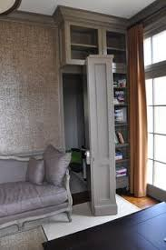 Secret Door Bookcase Detailed Tutorial For Making A Hidden Bookcase Door I Solemnly