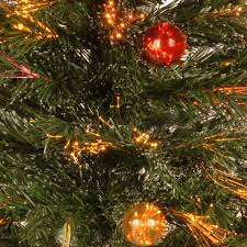 buy the 4 ft fiber optic fireworks artificial tree with