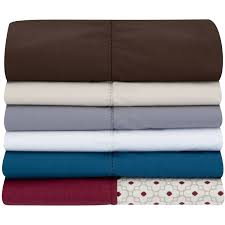 Best Thread Count Sheets Hotel Style 1100 Thread Count Sheet Set Walmart Com