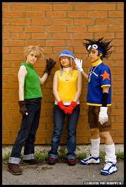 Digimon Halloween Costume Pan U0027s Cosplay Taichi