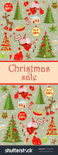 tag xmas sale funny cut out stock vector 731338738 shutterstock