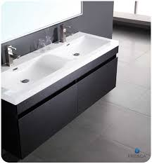 faucet com fvn8040bw in black by fresca