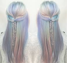 25 galaxy hair color ideas crazy hair colour