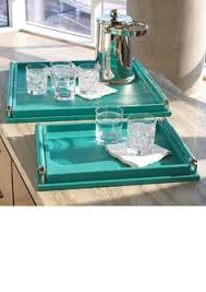leather tray for coffee table diy decorative trays ten great ideas wall papers trays and walls
