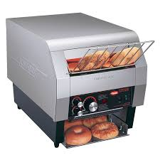Bread Toaster 400 Toast Qwik Conveyor Horizontal Toasters Hatco