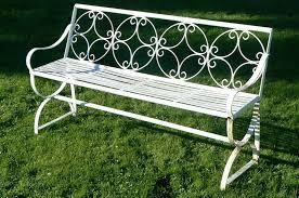 Antique Benches For Sale Black Metal Garden Bench Uk Metal Garden Chair For Sale Pair Of