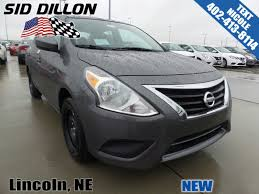 nissan versa trim levels new 2017 nissan versa sedan s 4 door sedan in lincoln 4n17550