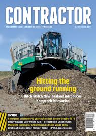 nz contractor 1610 by contrafed publishing issuu