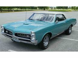 Pontiac Gto Pictures 1967 Pontiac Gto For Sale On Classiccars Com 50 Available