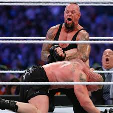 undertaker vs brock lesnar announced for wwe summerslam 2015 ppv