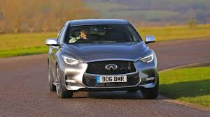 on the road review infiniti 2017 infiniti q30 review top gear