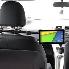 support tablette voiture entre 2 sieges test du support appui tête voiture pour tablettes arkon tab3 rshm