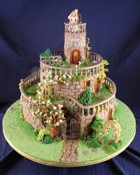 Wedding Cake Castle Top 20 Super Magnificent And Well Designed Cakes