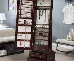 wall mirror jewelry cabinet jewelry cabinet tag hanging mirror jewelry box full length bbox over