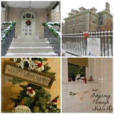 christmas in lincoln downtown open houses odyssey through nebraska