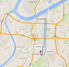 kansas city metro map will kansas city s streetcar be a connector or a divider city