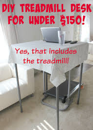 Diy Treadmill Desk Diy Treadmill Desk