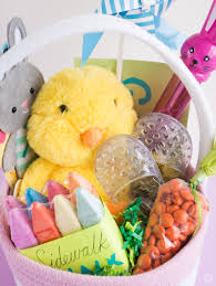 Kids Halloween Gift Baskets Easter Basket Ideas For Kids From Toddlers To Teens Think Make