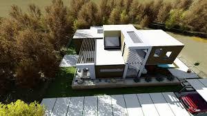 Ultra Modern Houses 3d Walkthrough Modern House Youtube
