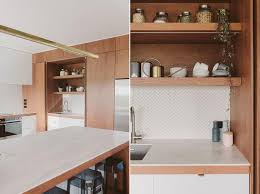 wooden kitchen cabinets nz the kitchen material trends to inspire your
