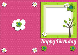 greeting card template birthday card templates free premium