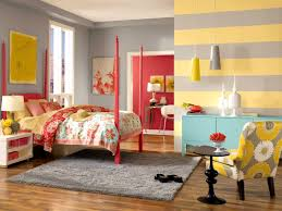 Bedroom Wall Ideas Bedroom Foxy Painting Horizontal Stripes Walls Ideas Accent