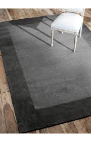 Discount Wool Rugs Rugs Usa Tuscan Woven Solid Border Grey Rug Rugs Usa Summer Sale