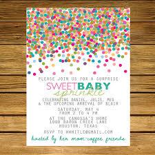 sprinkle baby shower wording that includes siblings baby shower pink