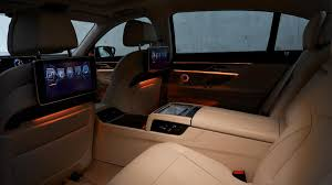 Bmw Interior Options New Bmw 740i And 750i Specs Price And Photo Gallery