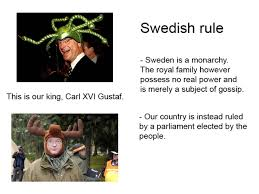 Spain Meme - pic 3 a guide to sweden inspired by the guide to spain meme guy