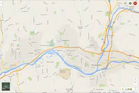 Binghamton University Map Maps Lawn Mowing In Binghamton