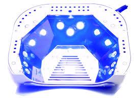 gelish harmony 18g professional salon gel nail polish curing led