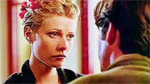 gwyneth paltrow sliding doors haircut gwyneth paltrow cinema gif find share on giphy