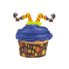 hocus pocus movie night witches u0027 legs cupcake picks