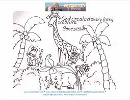 free printable coloring pages about creation at snapsite me