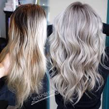 20 trendy hair color ideas for women 2017 platinum blonde hair